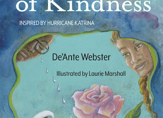 Flood of Kindness frontcover web